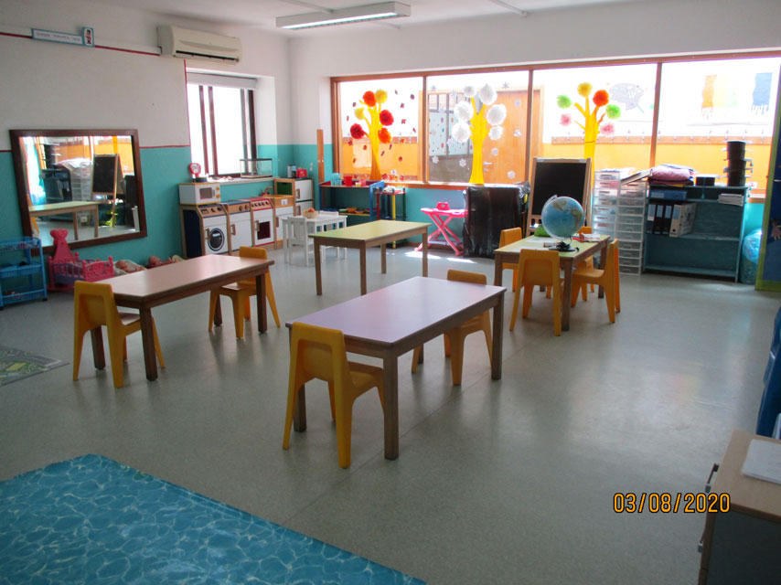 Sala Azul Turquesa - CSQA