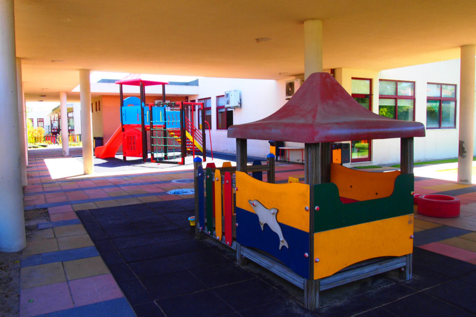 Exterior Pré-Escolar