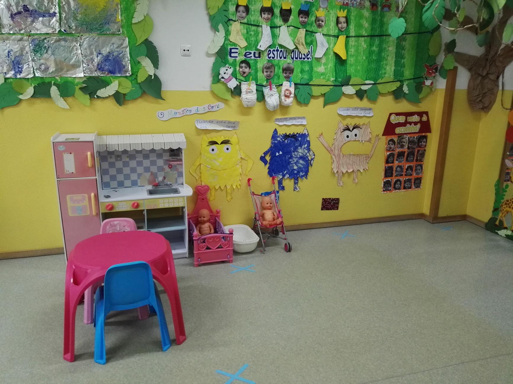 Sala Amarela - CSQA