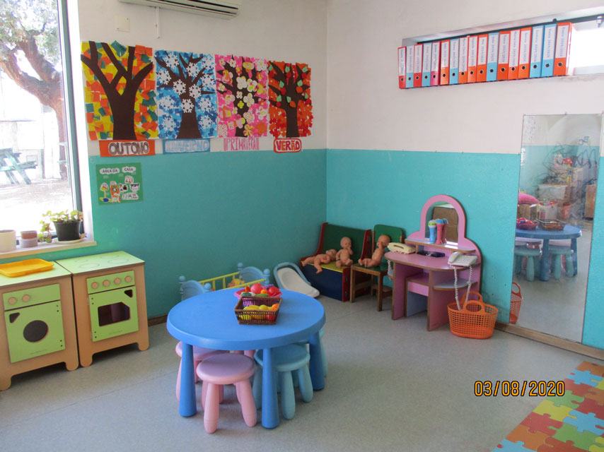 Sala Azul Mar - CSQA