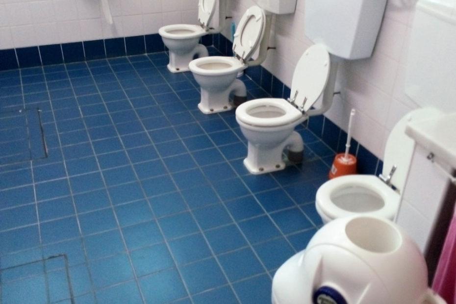 Instalações Sanitárias Creche